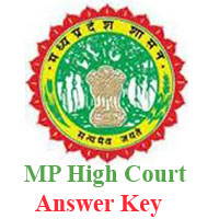 MP High Court Asst Grade 3 Answer Sheet 2017   MPHC Steno Exam Key   mphc.gov.in