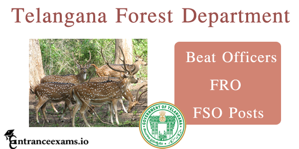 TSPSC Notification 2017   2014 Telangana PSC FBO/FSO Jobs   Apply Online