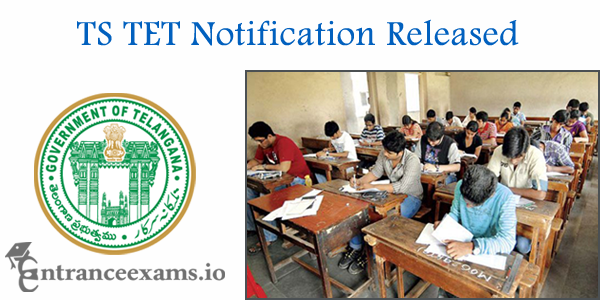 Telangana TET Notification 2021 | TSTET 2021 Exam date, Eligibility, Online application @ tstet.cgg.gov.in