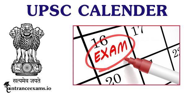 UPSC Calendar 2017 18 | UPSC Exam Time Table, Exam Schedule @ www.upsc.gov.in