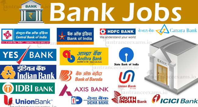Latest Bank Jobs in India 2018 19 | SBI, ICICI Bank Job Vacancies | Upcoming Private Bank Jobs