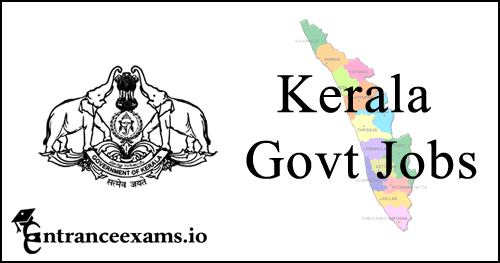 451 Kerala PSC Police Constable Jobs   Online Registration @ keralapsc.gov.in