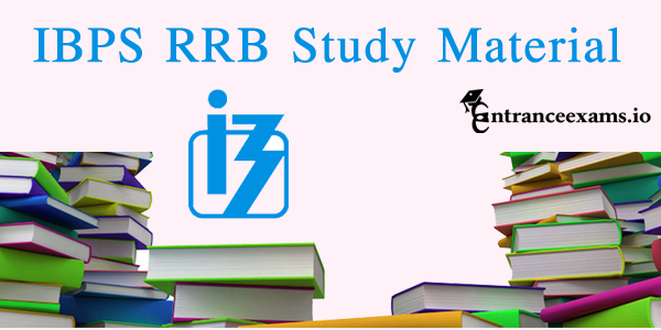 IBPS RRB PO/Clerk Exam 2017 Study Material Free Download Pdf @ www.ibps.in