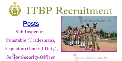 ITBP Notification 2018 | 627 ITBP Constable Jobs @ www.itbpolice.nic.in