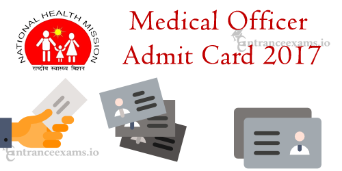 JRHMS MO (Ayush) Admit Card 2017 | JRHMS Jharkhand Medical Officer Hall Ticket Download