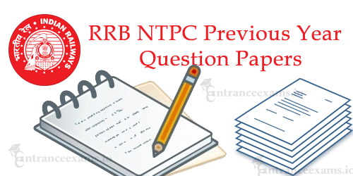 RRB NTPC Previous Year Papers Pdf   Download RRB ASM ALP Solved Question Papers