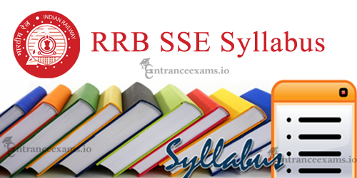 RRB SSE Exam Syllabus 2017 Pdf   Railway Recruitment Board Sr Section Engineer Exam Pattern