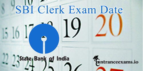 SBI Clerk Important Dates 2017   State Bank of India Clerk Exam Dates @ sbi.co.in