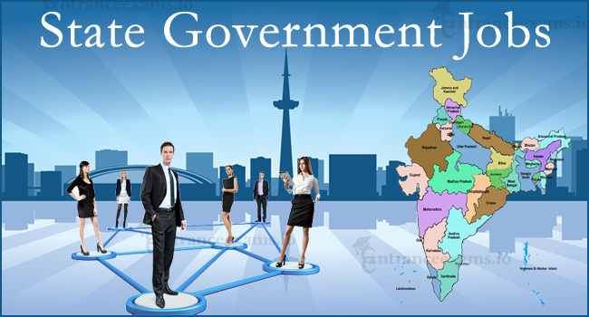 State Government Jobs 2018 19 | Latest State Govt Jobs in India | State Wise PSC Jobs
