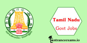 PWD TN Recruitment 2017   Apply for 500 Tamil Nadu PWD Graduate/Technician Apprentice Jobs