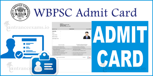 West Bengal PSC Assistant Programme Officer Admit Card 2017   WBPSC Hall Ticket