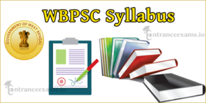 WBPSC Miscellaneous Prelims and Mains Syllabus & Exam Pattern 2018 @ www.pscwbapplication.in