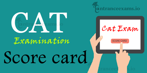 IIM CAT 2020 Score Card | CAT Score Card Download @ iimcat.ac.in