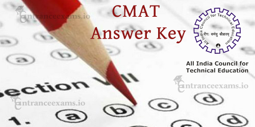 CMAT 2018 Answer Key with Solutions Pdf Download @ aicte cmat.in
