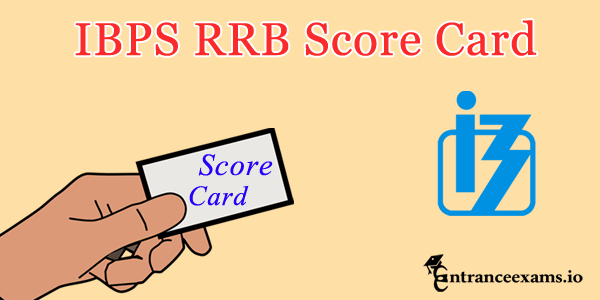 IBPS RRB Office Assistant Score Card 2017 Download @ ibps.in