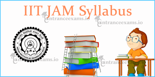 IIT JAM 2018 Syllabus | JAM Physics, Chemistry & Mathematics Syllabus Pdf Download
