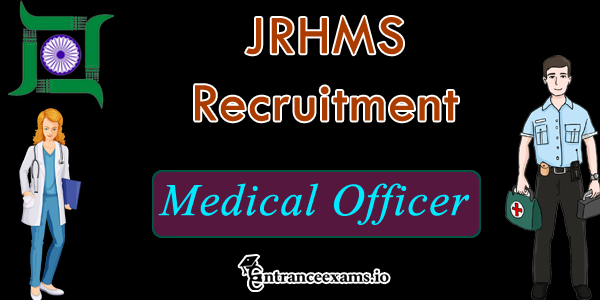 JRHMS Recruitment 2017   1473 Jharkhand Medical Officer, Staff Nurse, ANM, GNM Jobs @