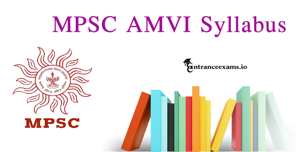 MPSC Assistant Motor Vehicle Inspector Syllabus Pdf Download @ mpsc.gov.in