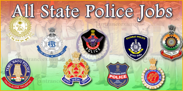 Current 50000+ Police Jobs in India   Indian Police Recruitment 2018   Upcoming Police Bharthi