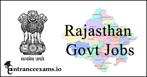 Govt Jobs in Rajasthan 2018 19 | Latest Rajasthan Govt Jobs | RPSC Notifications