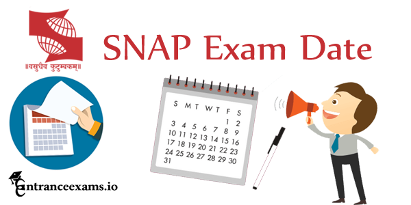 SNAP Important Dates 2021 | Symbiosis SNAP Exam Dates @ snaptest.org