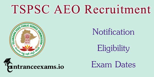 AEO Notification 2017 in Telangana | 851 Agriculture Extension Officer Posts Apply Online @ tspsc.gov.in