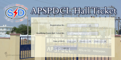 APSPDCL Hall Ticket 2017 Download | Andhra Pradesh SPDCL Lineman Helper Exam Admit Card