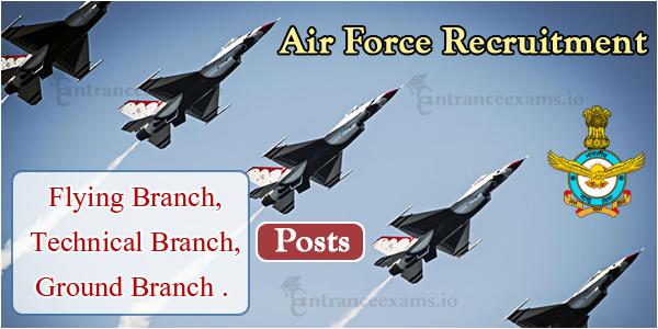 Join Indian Air Force   Career Air Force | Current Openings in IAF 2017 18