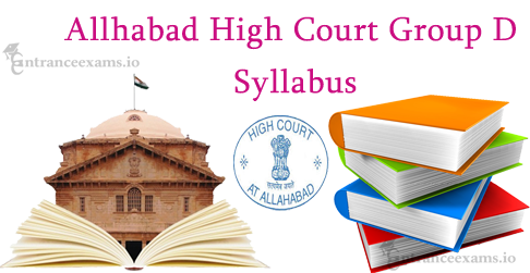 AHC Group D Syllabus 2017   Allahabad High Court Group D Exam Pattern