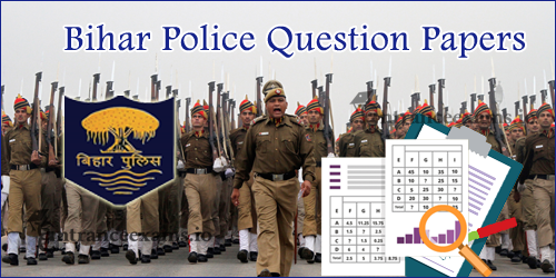 Bihar Police Constable Previous Year Question Papers Download @ biharpolice.bih.nic.in