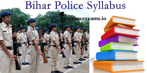 Download Bihar Police Syllabus 2017   CSBC Sipahi Exam Pattern