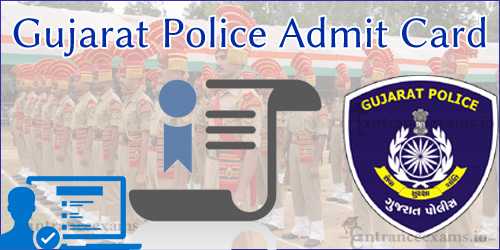 Gujarat Police SI Admit Card 2017 | Gujarat PSI Call Letter Download Steps
