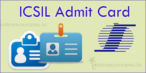 ICSIL SCC Sanitation Worker Hall Ticket 2017 Download Steps | ICSIL Exam Date