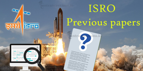 ISRO Assistant UDC Previous Papers   Download ISRO Question Paper Pdf