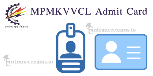 MPMKVVCL JE Admit Card 2017 | Download MPCZ AE JE Call Letter @ mpcz.co.in