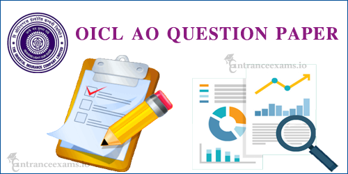 Oriental Insurance Administrative Officer Previous Papers | Download OICL AO Paper