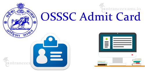 Download OSSSC Junior Clerk Admit Card 2017   Odisha SSSC Exam Hall Ticket