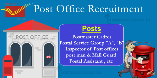 India Post Recruitment 2017 Apply Online   Latest Postal Department Jobs