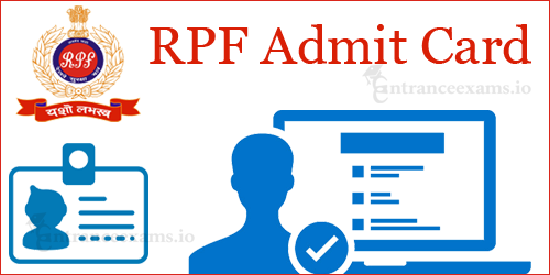 RPF RPSF Constable Admit Card 2017 Download Steps   Railway Constable Exam Date