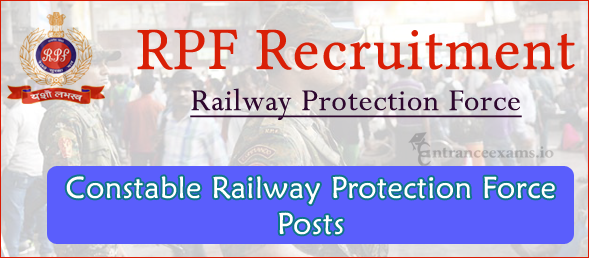 Railway Protection Force Recruitment 2017 2018 | IRPF Vacancy 2017 Apply Online