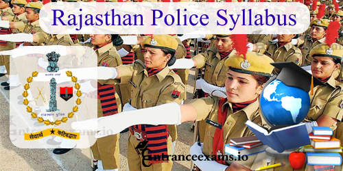 Rajasthan Police Syllabus 2017 in Hindi Pdf | Rajasthan Police Bharti 2017 Test Pattern
