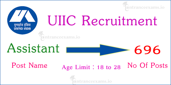 United India Insurance Assistant Recruitment 2017 | Refer UIIC Recruitment 2017 Apply Online Process