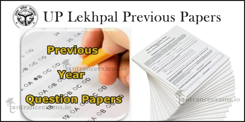 UP Revenue Department Lekhpal Chakbandi Previous Papers | UPSSSC Lekhpal Exam Model Question Papers