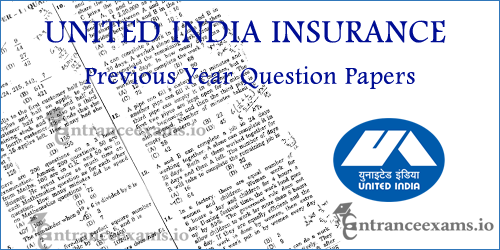 UIIC Assistants Model Question Papers | United India Insurance Company Limited Question Paper