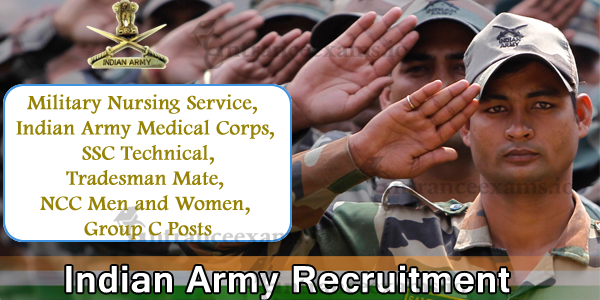 125 FAD Tradesman, Fireman, LDC, and Material Assistant Posts   Indian Army 24 FAD Recruitment 2018