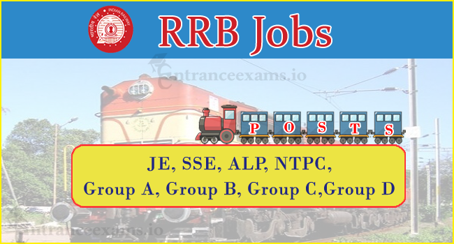 RRB Recruitment 2017 18 Notification Apply Online for Railway RRB NTPC Jobs @www.indianrailways.gov.in