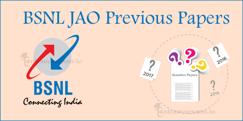 Download BSNL Junior Accountant Officer Model Papers | BSNL JAO Solved Paper @ bsnl.co.in
