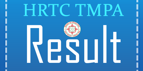 HRTC TMPA Results 2017 Released   Himachal RTC Conductor Cut Off, Merit List
