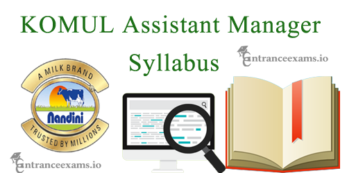 Download KOMUL Technical Officer Syllabus | KOMUL Asst Manager Exam Pattern @ komul.coop