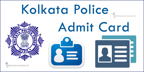 Kolkata Police Lady Constable Admit Card 2017 | kprb.kolkatapolice.gov.in Constable Exam Date